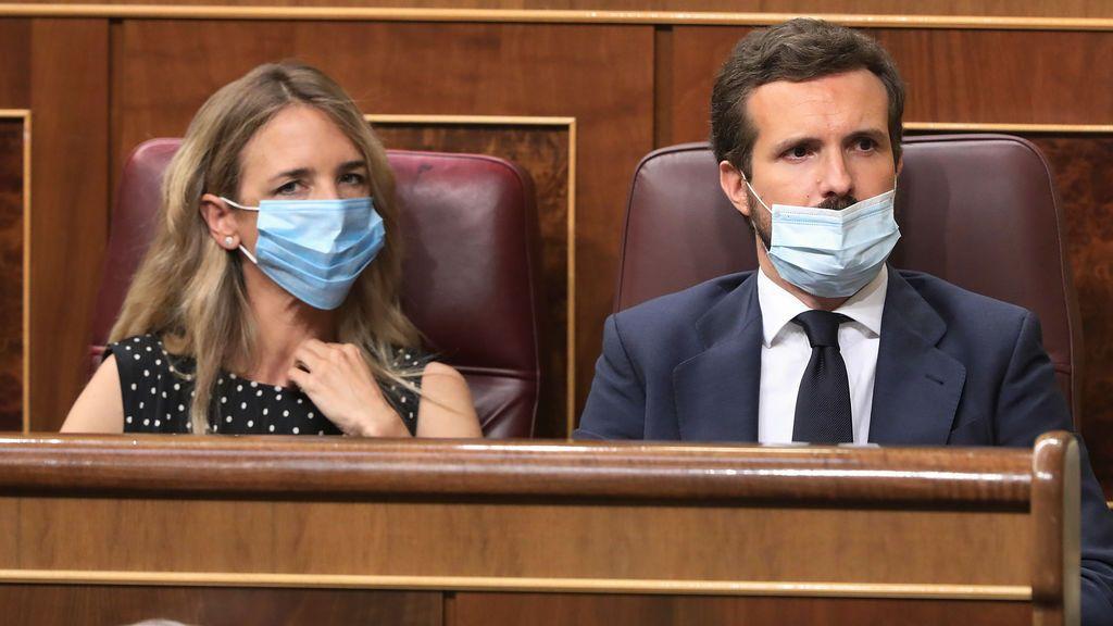 El PP releva a Álvarez de Toledo como portavoz en el Congreso y nombra a Cuca Gamarra