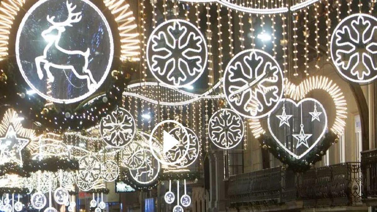 Vigo empieza a instalar las luces de Navidad este miércoles por la pandemia de coronavirus