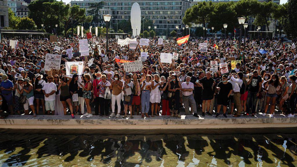 Bosé se apunta al caos: el cantante cuelga en sus redes sociales un nuevo y críptico mensaje