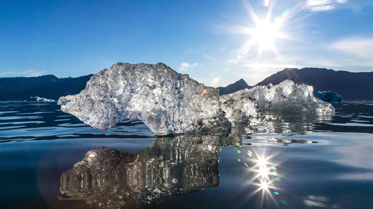 """Punto de no retorno en Groenlandia: """"Incluso si el clima se enfriase, seguiría perdiendo hielo"""""""