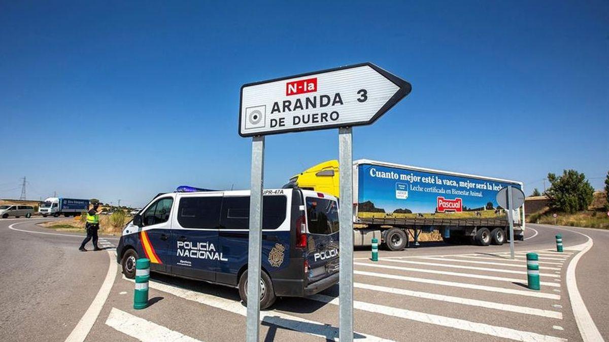 Aranda de Duero prorroga su confinamiento hasta el viernes