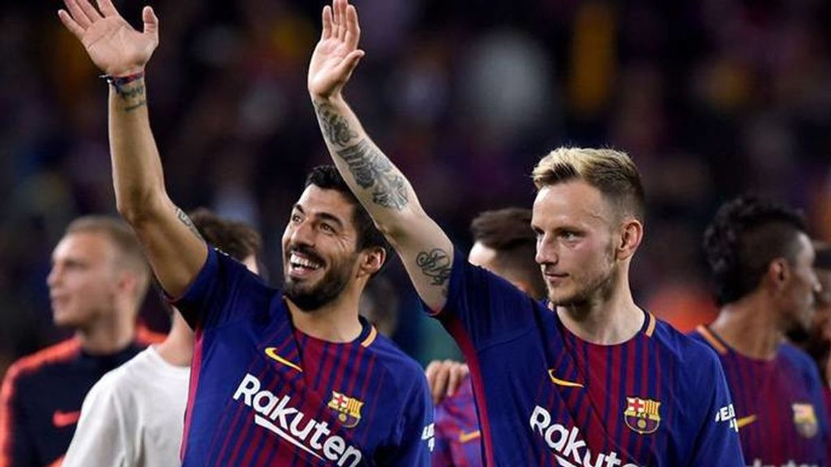 Luis Suárez, Rakitic y Arturo Vidal: los primeros señalados por Koeman para regenerar el vestuario del Barça