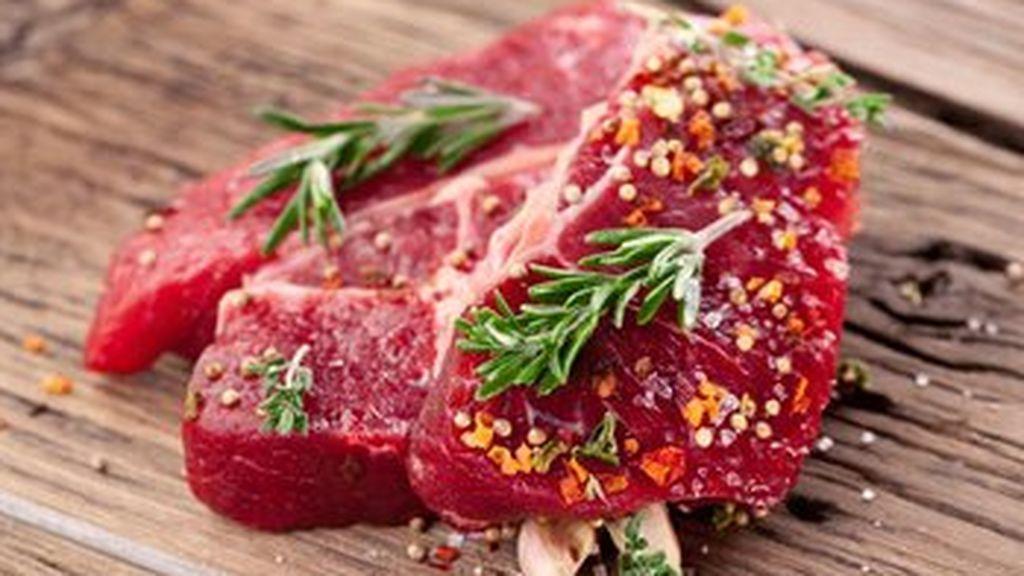 carne rojas como fuente de glutamina