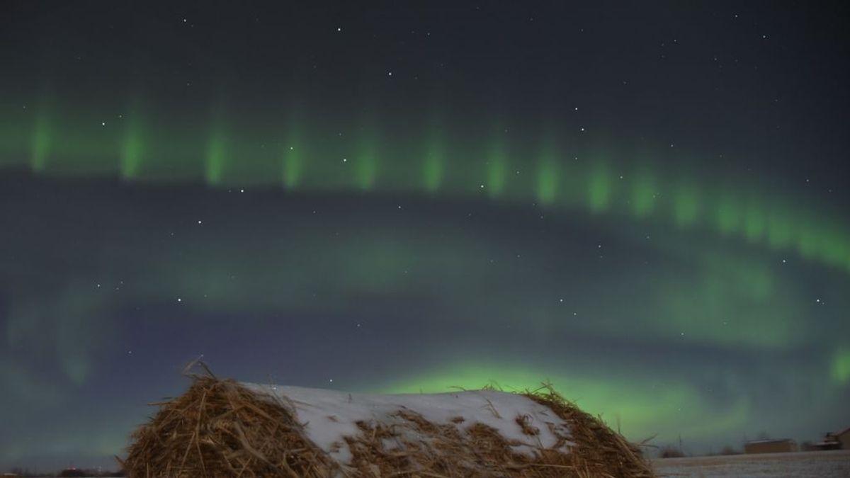 Misterio resuelto: la Nasa explica cómo se forman las auroras boreales 'collar de perlas'
