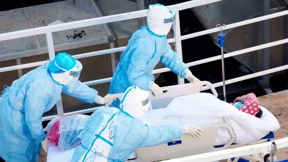 Los hospitalizados por COVID-19 en Andalucía rozan ya los 200, con niveles de mediados de mayo