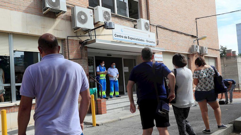 Primeras PCR aleatorias hechas en Madrid: un 2,2 % son positivas