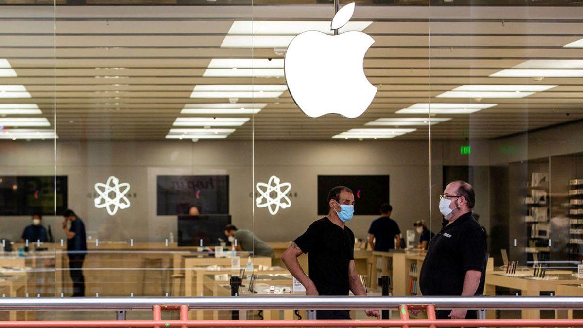 Apple logra los dos billones de dólares de valoración