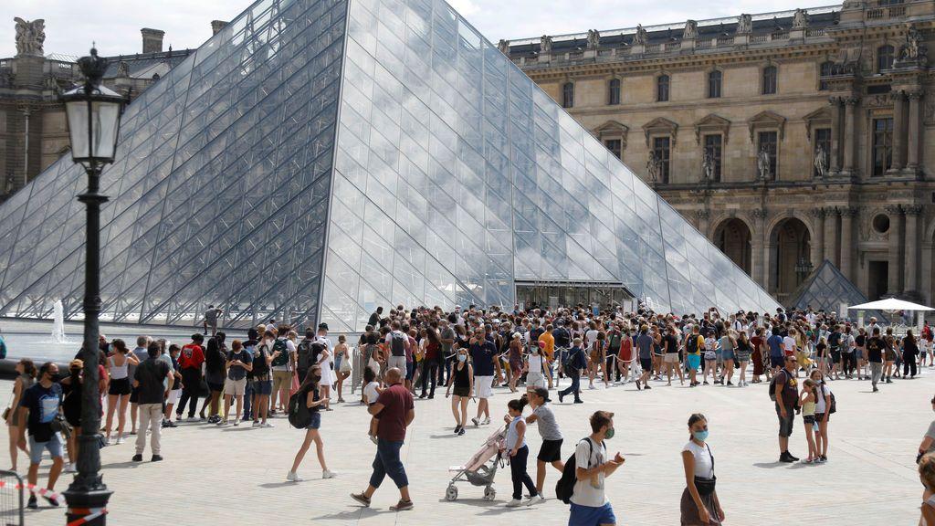 Francia supera a España en casos de coronavirus con 3.776 en las últimas 24 horas