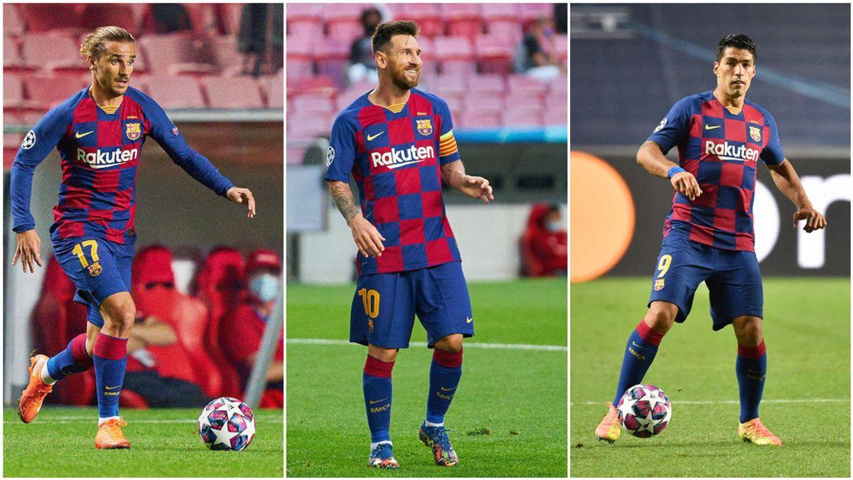 Las fichas más altas de la plantilla del FC Barcelona