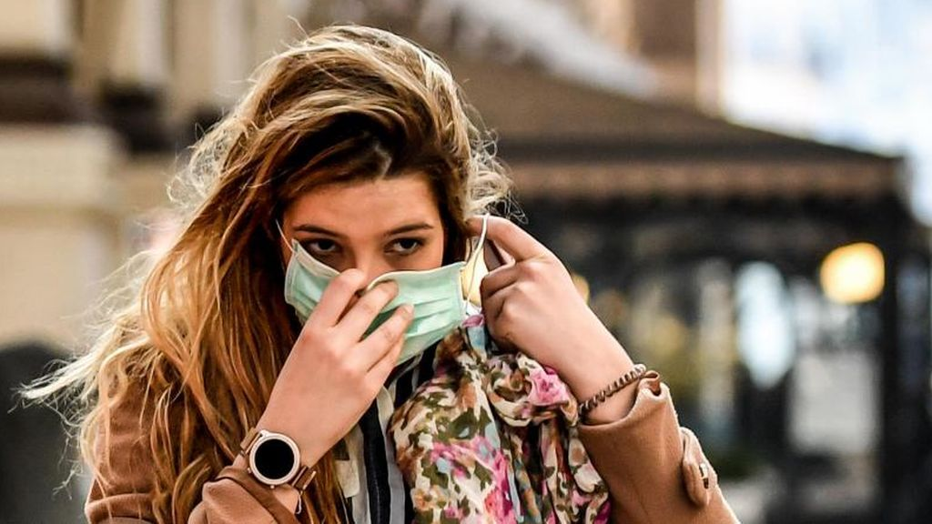 La humedad aumenta la supervivencia del coronavirus en el aire hasta 23 veces más