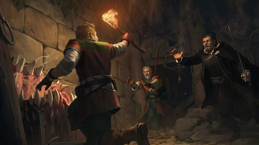 Pathfinder: Kingmaker - Varnholds Lot