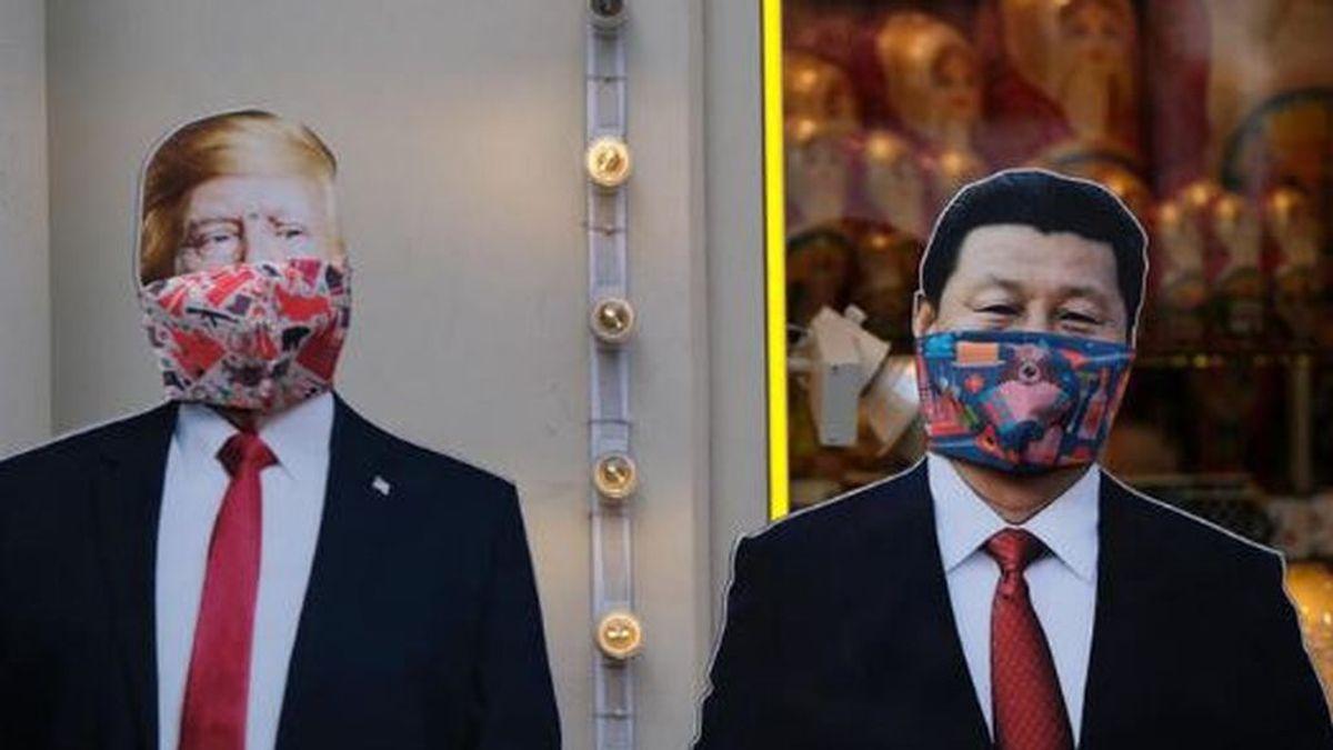 """Trump alude al Covid-19 para cancelar el diálogo con China  """"porque con lo que le hicieron al mundo y a este país"""""""