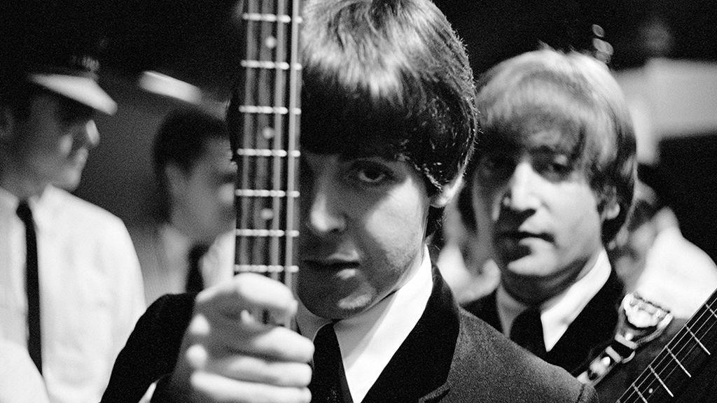 MccCartney y  Lennon
