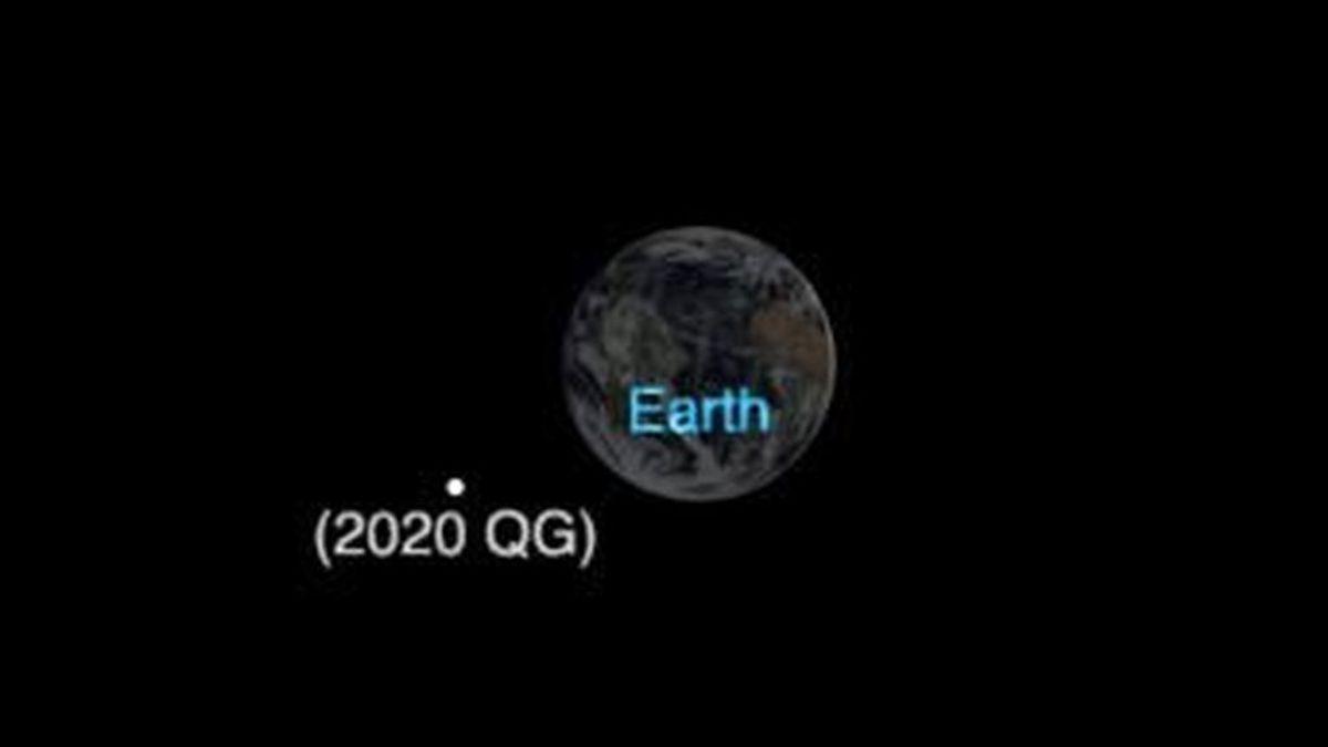 La Tierra acaba de sobrevivir al mayor acercamiento de un asteroide, del tamaño de un coche