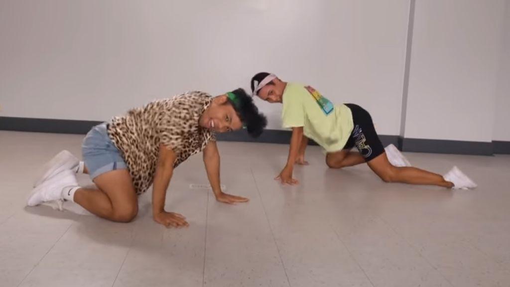 coreografía WAP