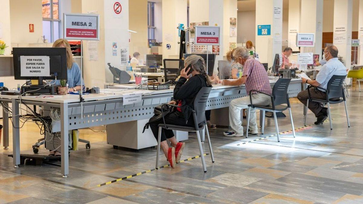 La Seguridad Social reconoce el ingreso mínimo vital a más de 80.000 hogares