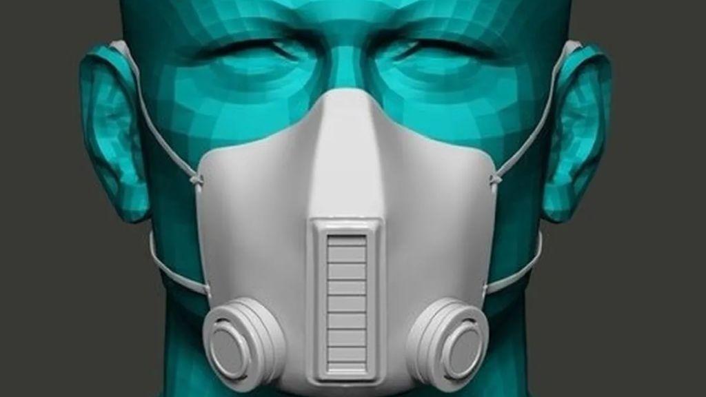 Una empresa española patenta una mascarilla que elimina el coronavirus con al respirar con rayos UV-C