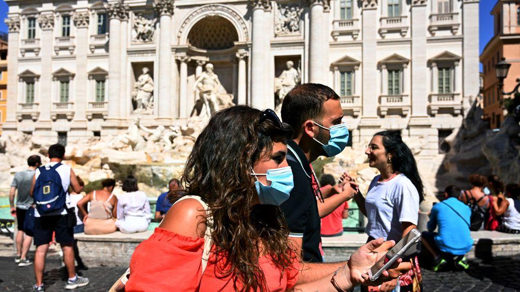 Europa sufre un fuerte repunte  de contagios y registra niveles similares a los del mes de abril