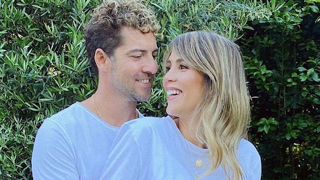 """Matteo, el hijo de David Bisbal y Rosanna Zanetti, emocionado viendo a su padre: """"Es su primer concierto"""""""