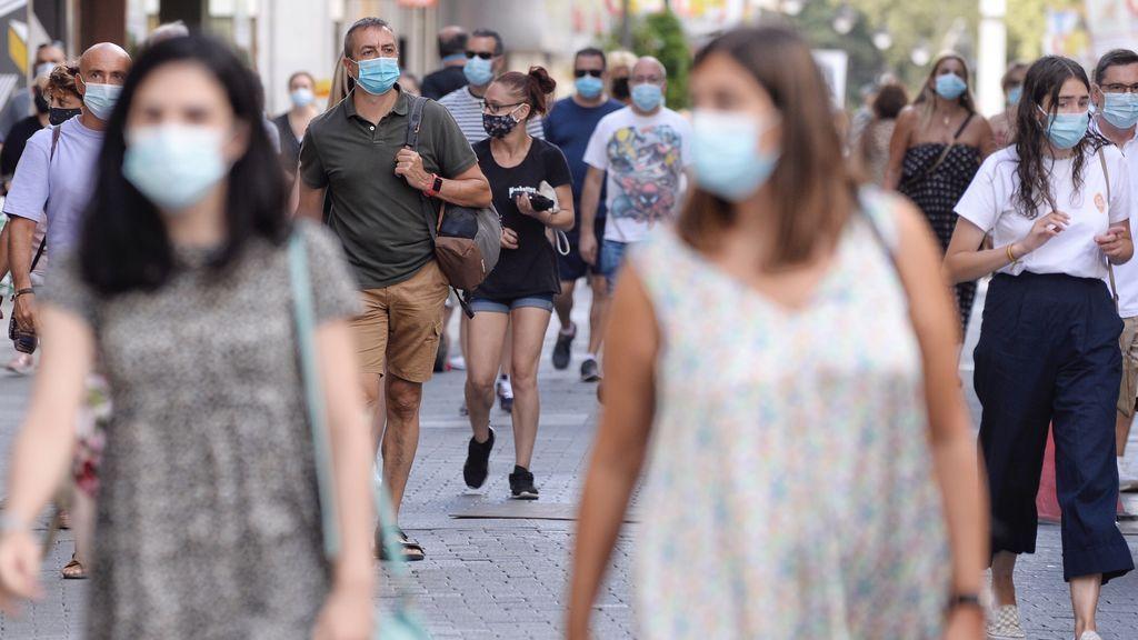 España baja a 3.349 casos de coronavirus en las últimas 24 horas