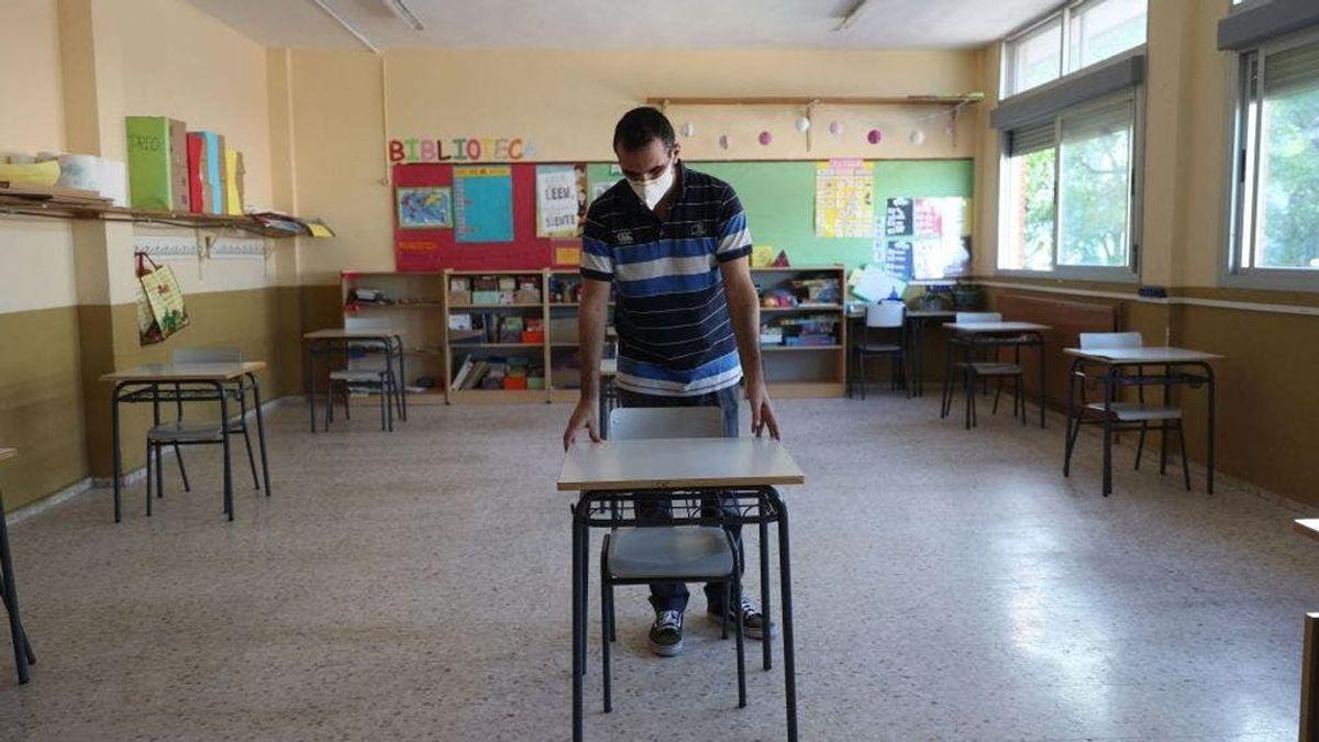 Recomendaciones de los pediatras españoles para el curso escolar amenazado por el coronavirus