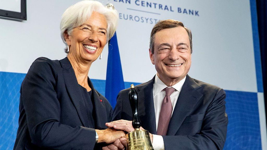 Draghi: la deuda es como el colesterol