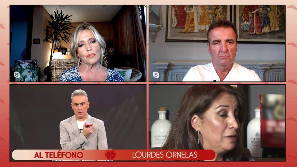 El drama de Lydia Lozano y la madre del hijo de Camilo Sesto: vota de parte de quién estás