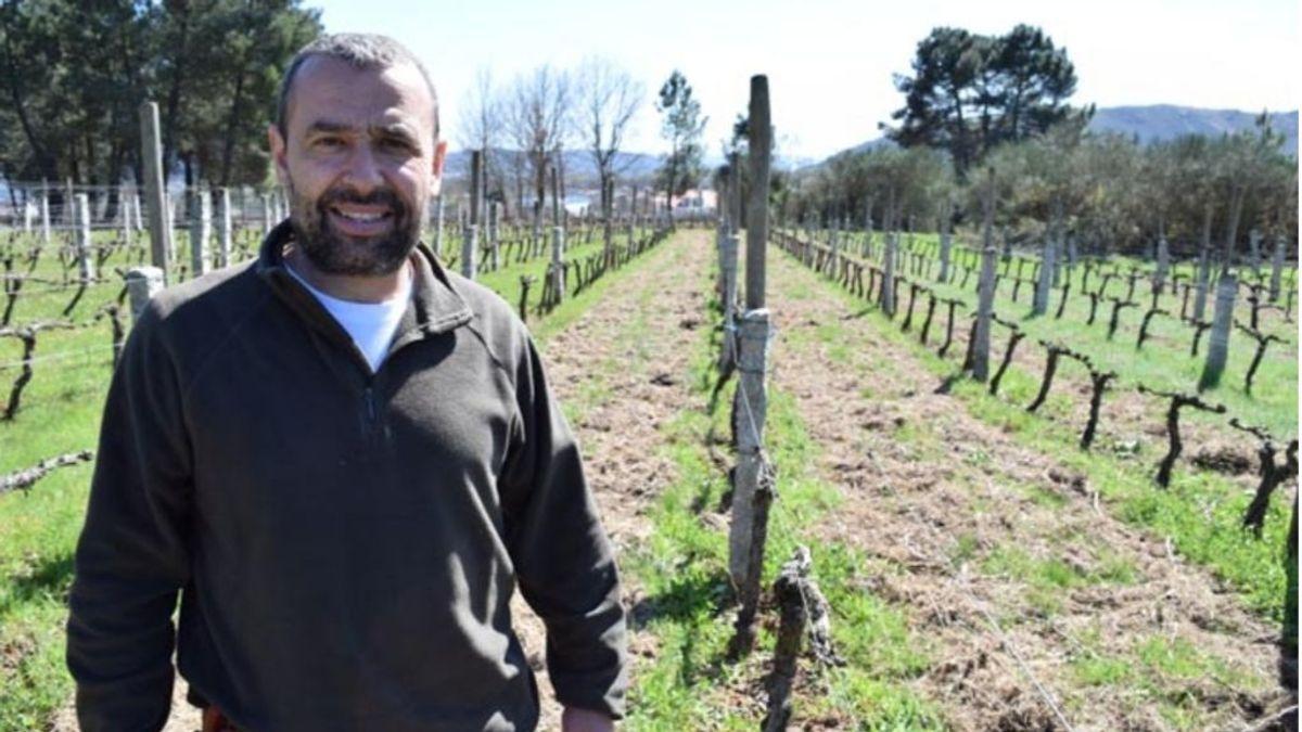 José Luis Mateo, el vino al compás del sonido de la piedra