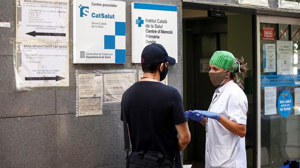Repunte del coronavirus  en Cataluña  que suma 1.274 nuevos casos y 9 muertos