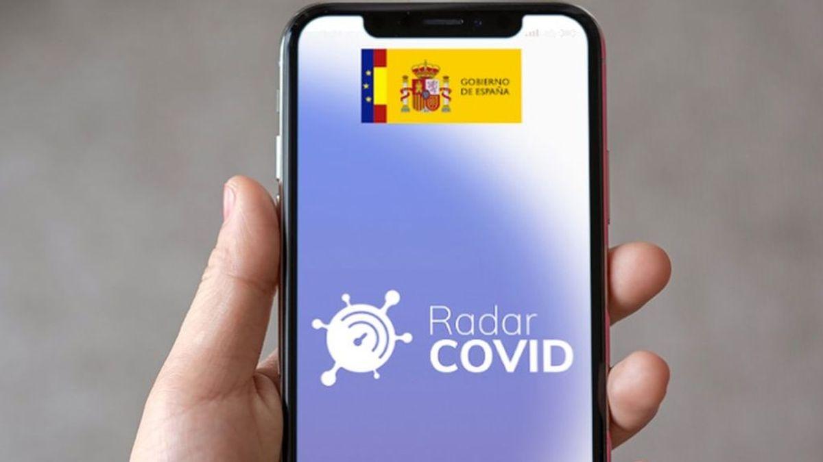 La aplicación 'Radar Covid' se activará en Málaga y Almería desde el próximo lunes