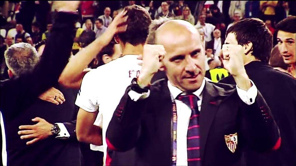Monchi le manda un mensaje al Inter horas previas a la final