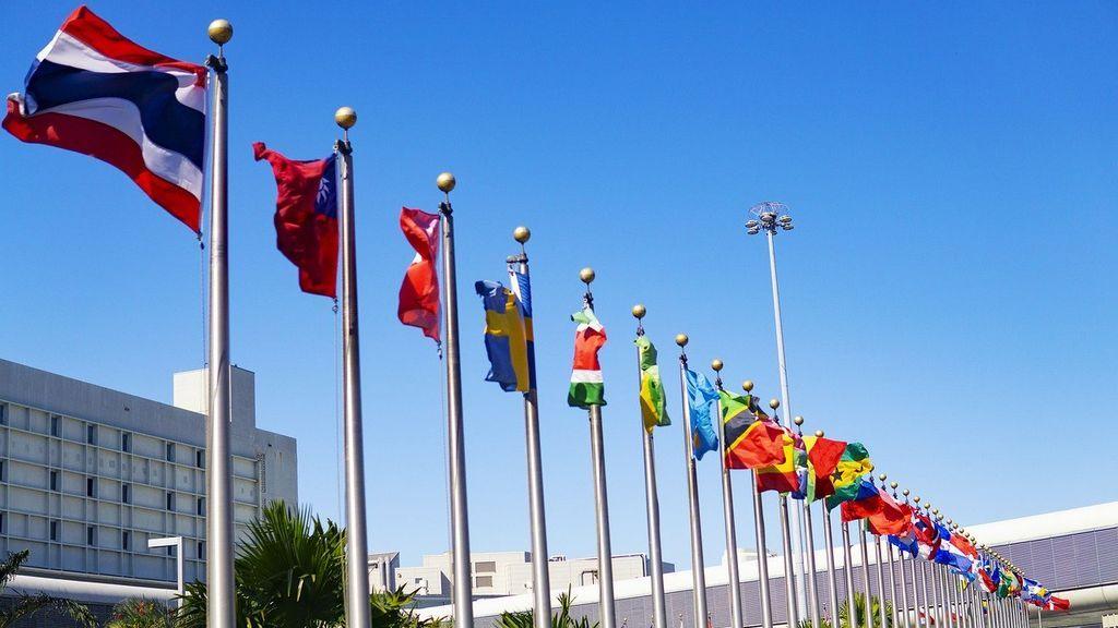 Países que han cambiado sus banderas