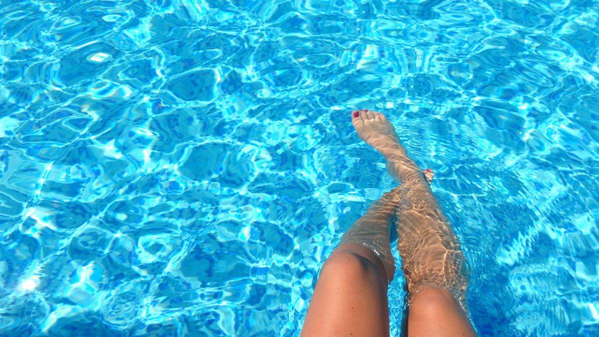 """El alquiler de piscinas particulares, un negocio en auge: """"Vimos una forma de sacar dinero extra"""""""