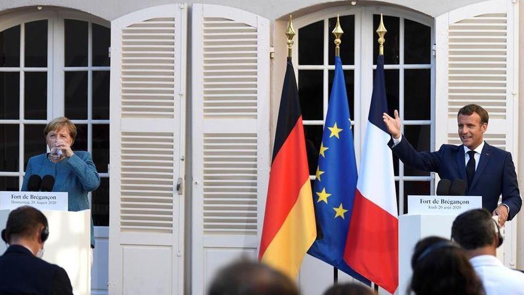 Francia y Alemania ofrecen ayuda médica y protección al opositor ruso Alexéi Navalni, presuntamente envenenado