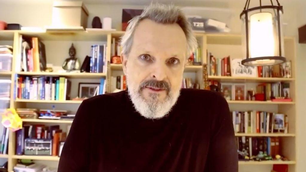 """Miguel Bosé, sobre el coronavirus: """"El bicho existe y ha matado a mucha gente"""""""