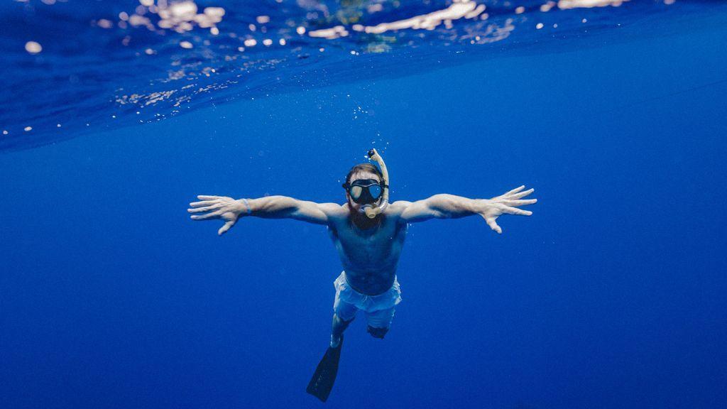 Consejos para practicar snorkel, un deporte con historia en la II Guerra Mundial
