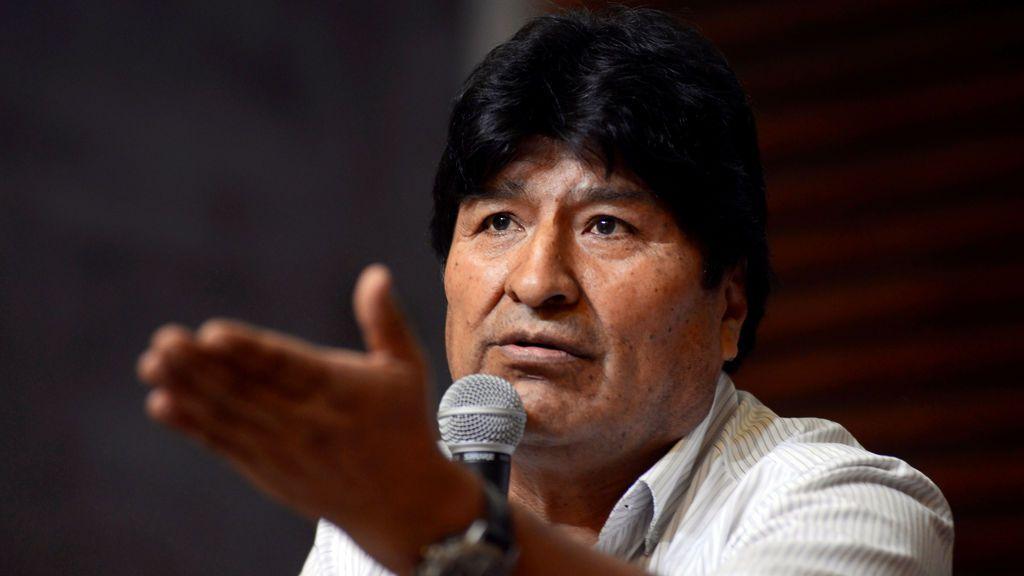 """Bolivia acusa a Morales por un delito de """"estupro"""" y """"tráfico de personas"""""""