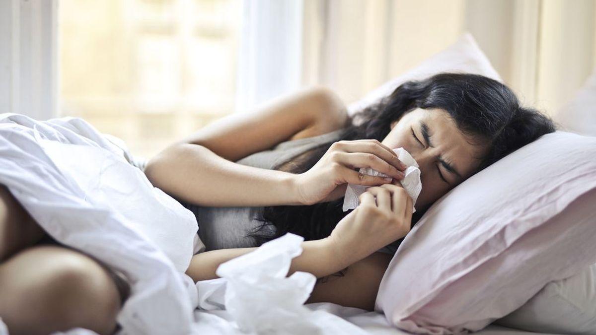 La gripe y el resfriado son enfermedades comunes cuando bajan las temperaturas.