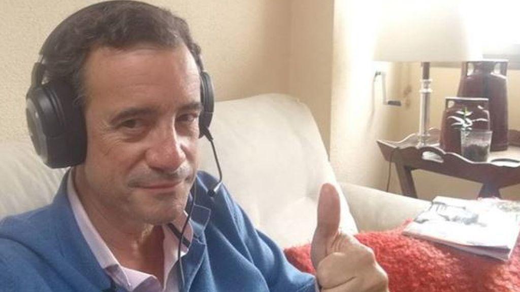 """La reflexión de Javier Gállego después del brutal accidente que sufrieron él y su hija: """"La vida nos regala segundas oportunidades"""""""