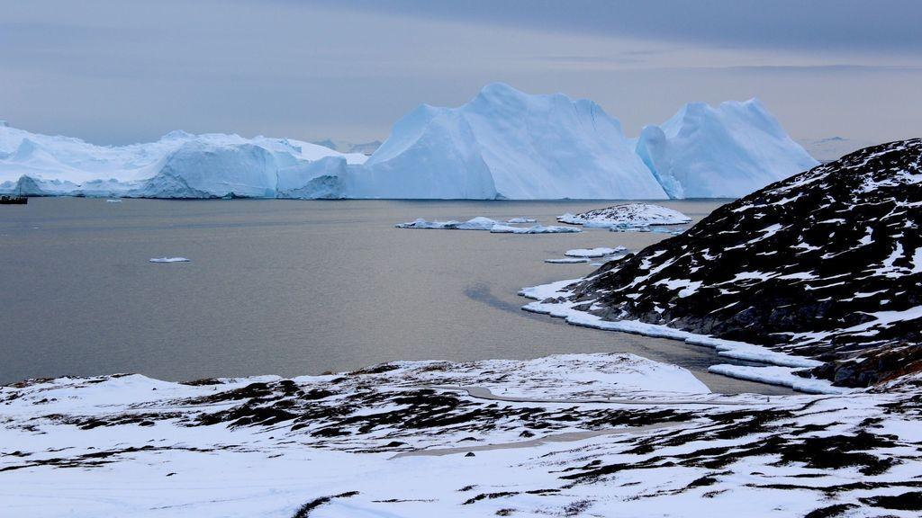 Groenlandia registró una pérdida récord de capa de hielo en 2019: 1 millón de toneladas por minuto