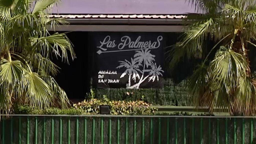 El club Las Palmeras de Alcazar de San Juan