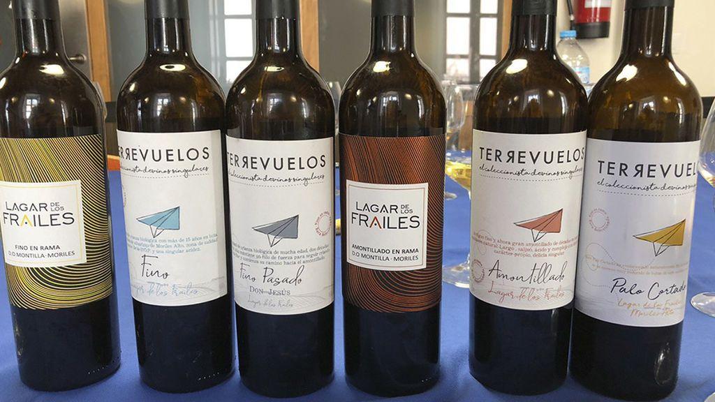 Los seis vinos que maneja la bodega