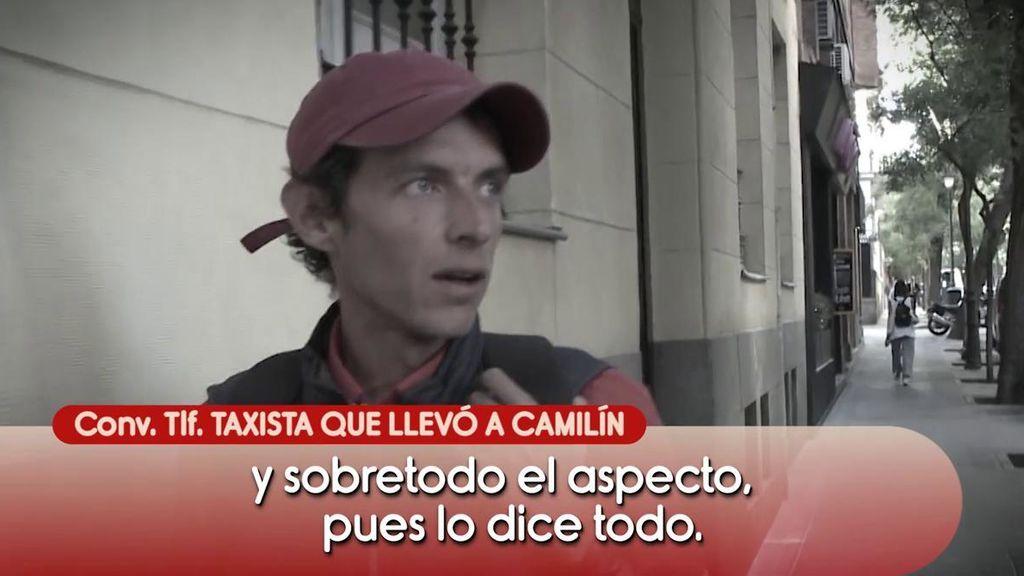 """El testimonio del taxista que llevó a casa al hijo de Camilo Sesto: """"Llevaba desaparecido tres días"""""""