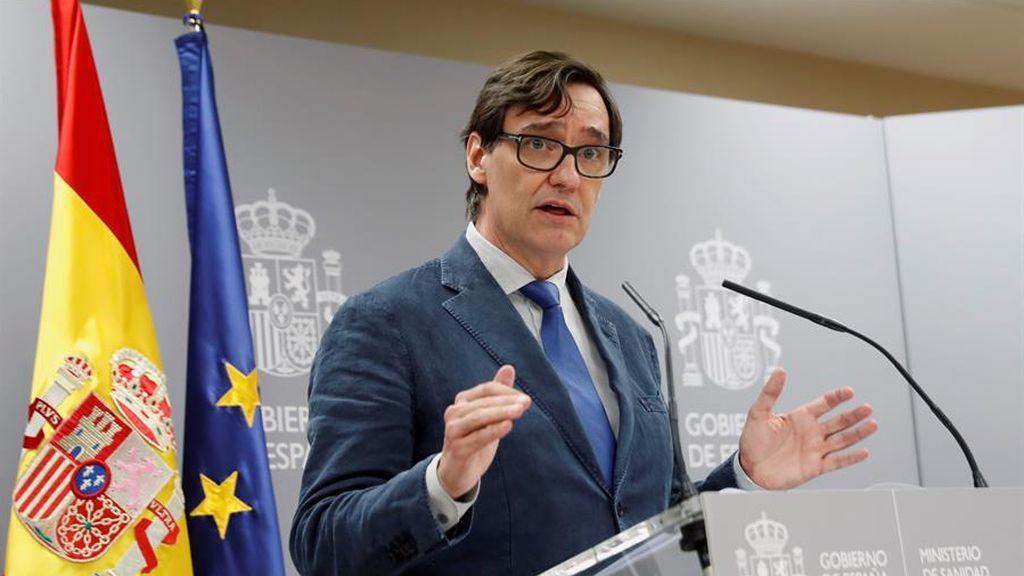 Reacción de Moncloa a la decisión del juez de Madrid que ha paralizado las nuevas medidas restrictivas de la CAM