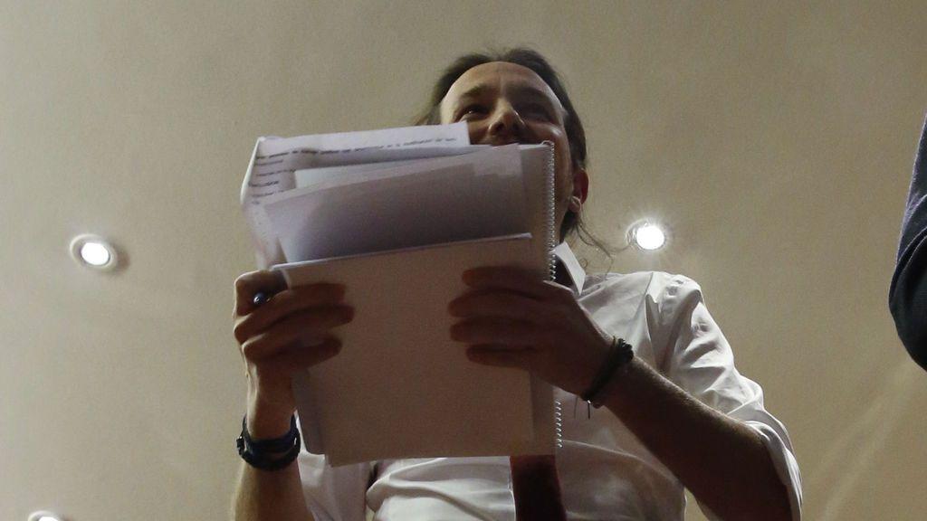 El fiscal del Tribunal de Cuentas ve delitos en la financiación de Podemos