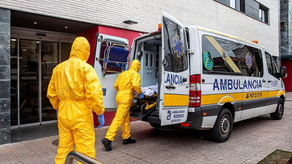 Sanidad añade 3.650 casos de coronavirus y 25 muertes en las últimas 24 horas
