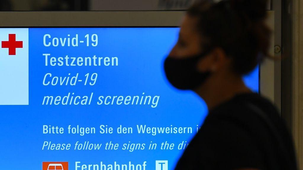 Alemania logra contener ligeramente el repunte de contagios  pero no la preocupación