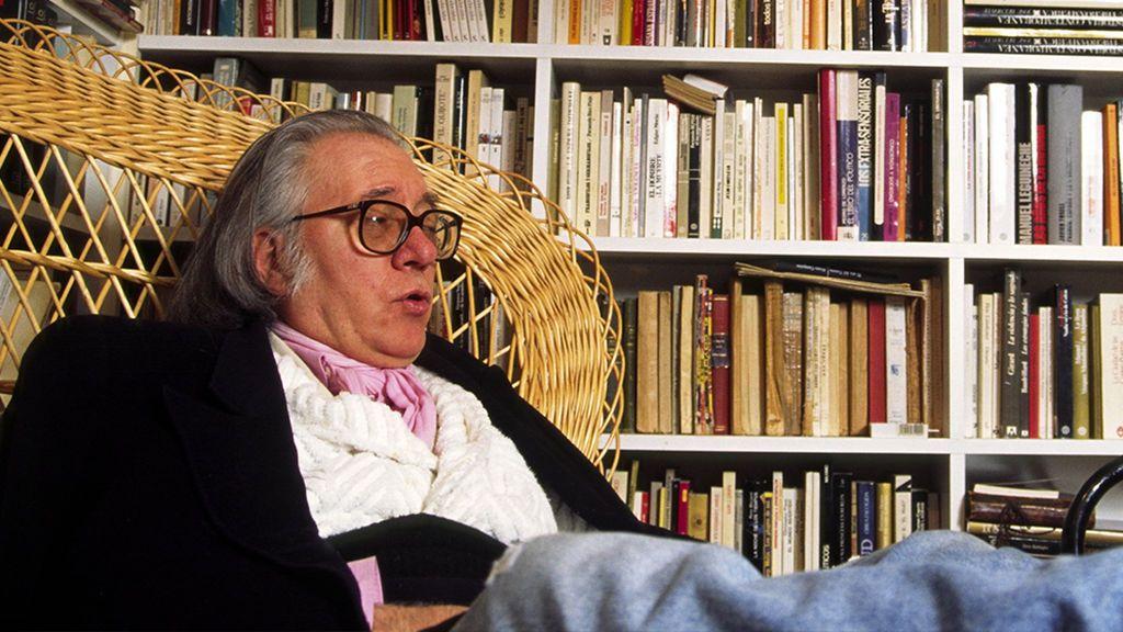 """""""He venido a hablar de mi libro"""": 'La década roja', la obra de la que Paco Umbral no pudo hablar en televisión"""