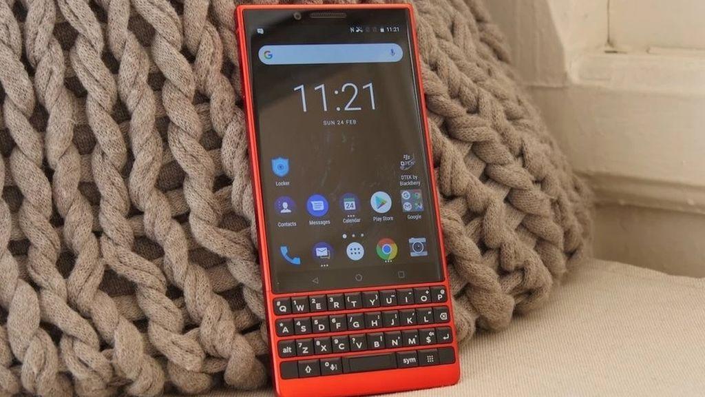 BlackBerry renace y volverá a lanzar móviles con su mítico teclado físico el próximo 2021