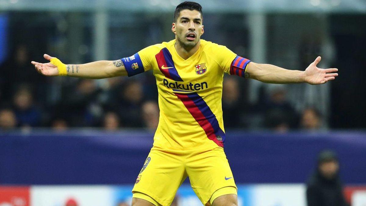 """Luis Suárez se harta de la situación que está viviendo en el Barça: """"Nadie me dijo que quieran prescindir de mí. Estaría bien que hable directamente conmigo. Mejor así que filtrar"""""""